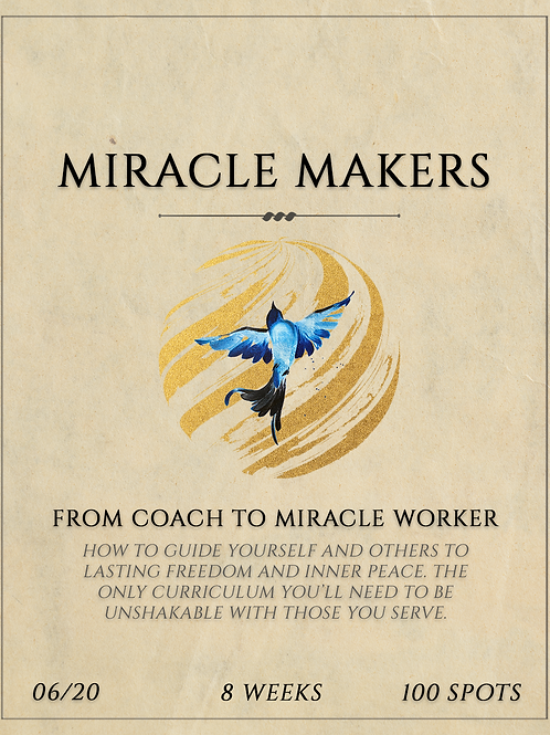 MIRACLE MAKER TUITION