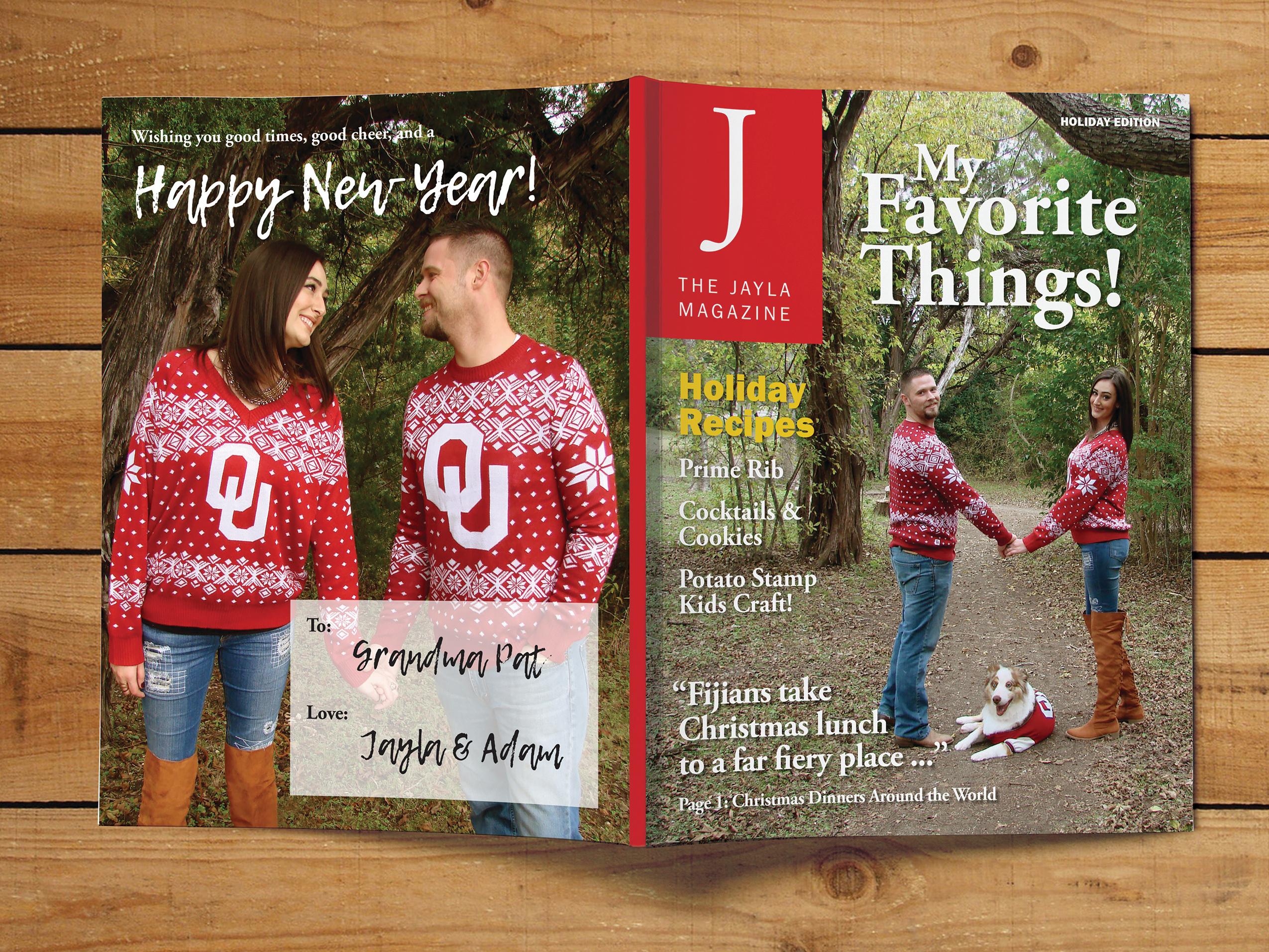 The Jayla Magazine