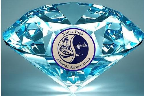 Blue Diamond  -  Lifetime Membership