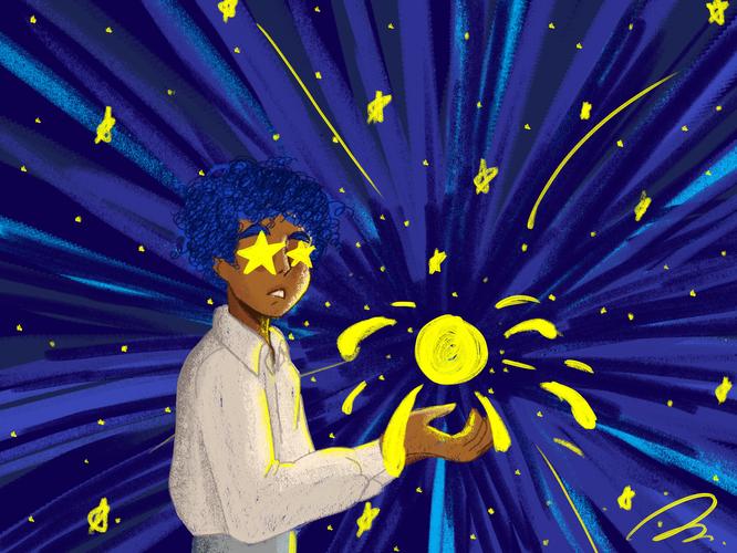 Starry-Eyed Bandit