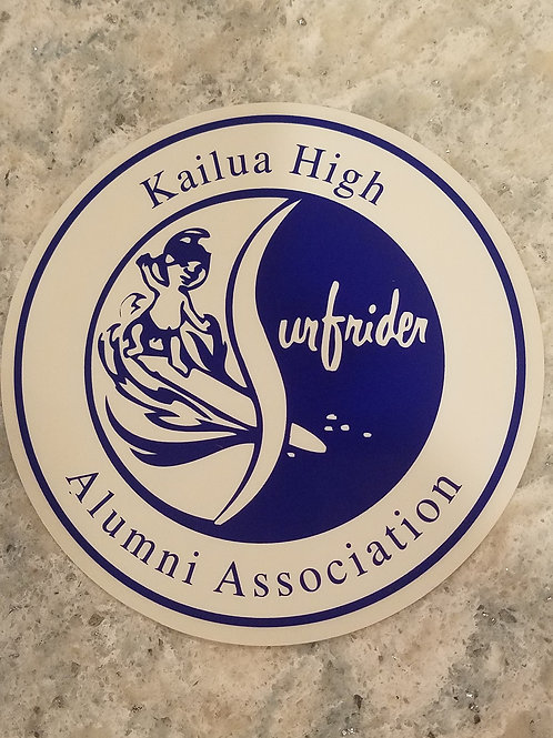 Decal (Kailua High Alumni Association)