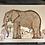 Thumbnail: Elefanten-Puzzle