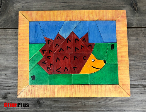 Igel-Puzzle