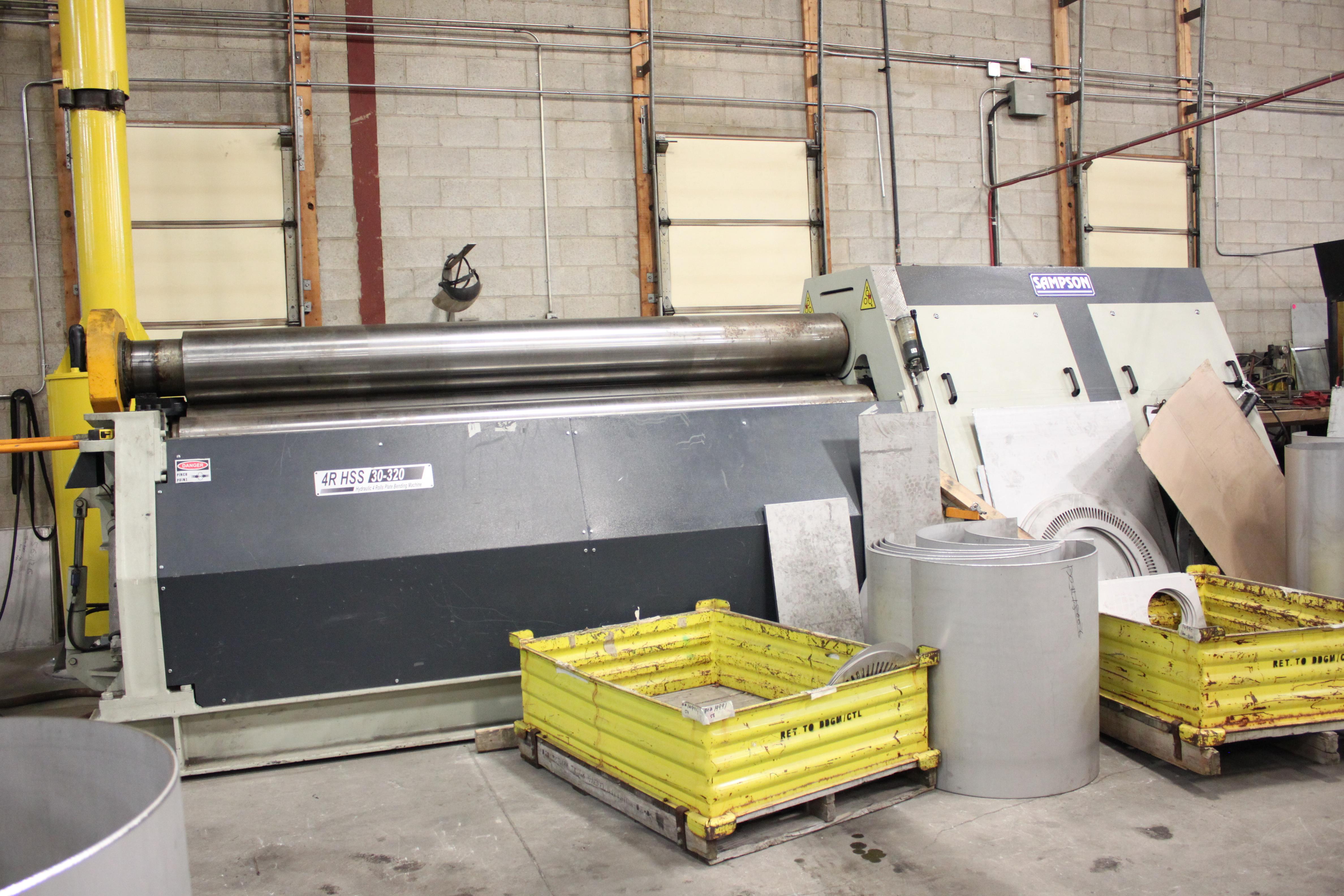 Sheet Metal Fabrication | millomat