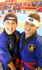 Boys Cobra Martial Arts
