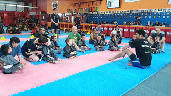 Little Cobra Martial Arts Group