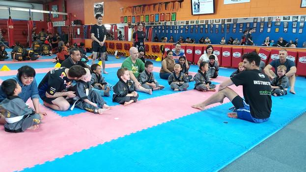 Little Cobra Martial Arts Group