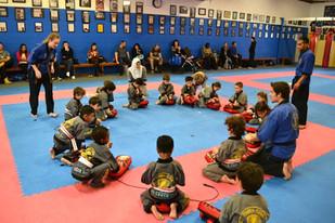 Little Cobra Martial Arts Circle