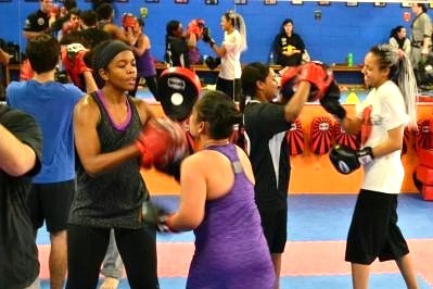 Boxing for Fitness Ladies