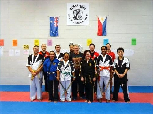 Eskrima Kali Arnis Filipino group