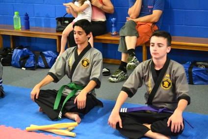 Martial Arts Focus