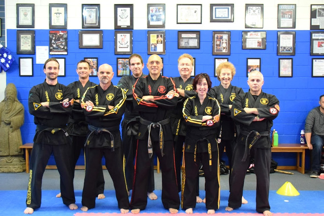 Cobra Martial Arts Instructors