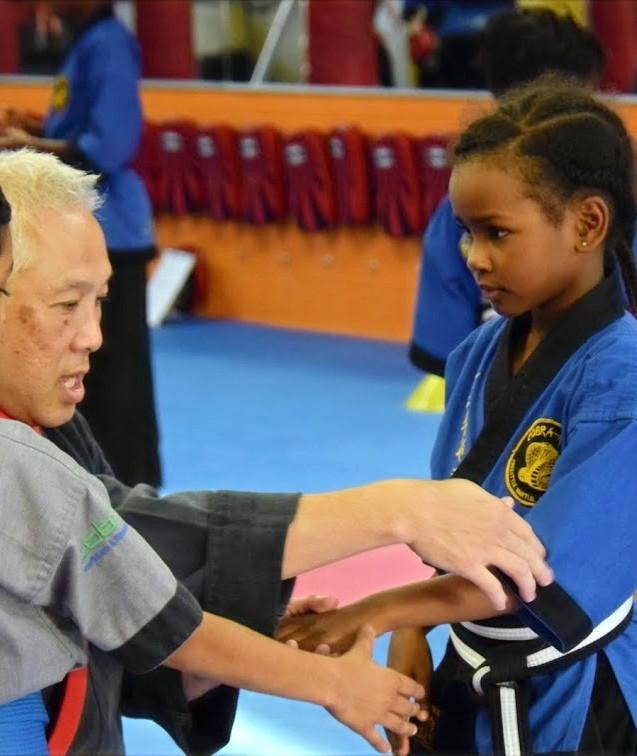 Kids Martial Arts African