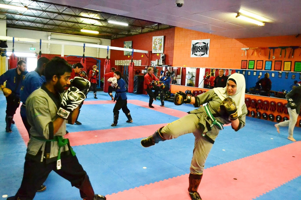 Muslim and Indian Martial Arts