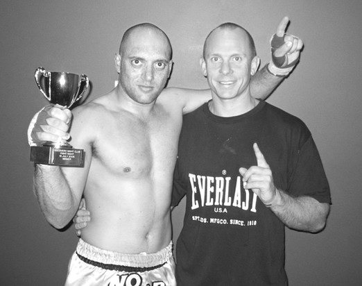 Tooheys Welterweight Muay Thai Winner.jp