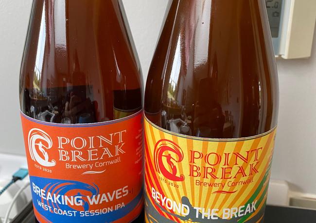 Breaking waves and Beyond the break beers.jpg