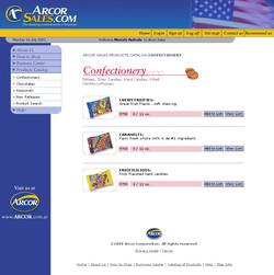 2000 First B2B Website Project