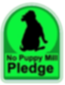 No Puppy Mill Pledge BeverlyHillsPuppies.com
