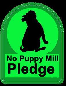 No Puppy Mill Pledge BeverlyHillsPuppies.com