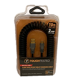 Toughtested  10ft Heavy Duty 2 Amp Micro