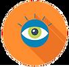 Social Media Reputation Monitoring Icon