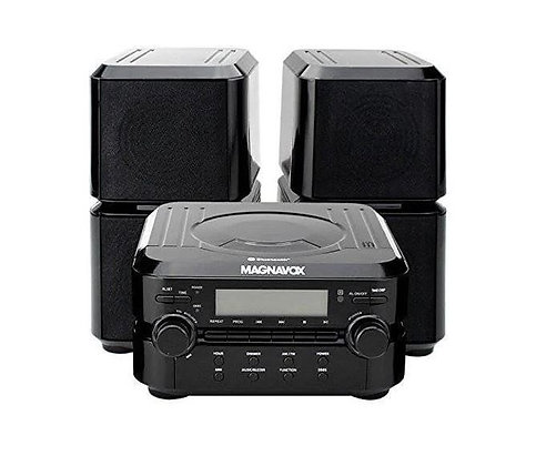 Magnavox 3-Piece CD Shelf System