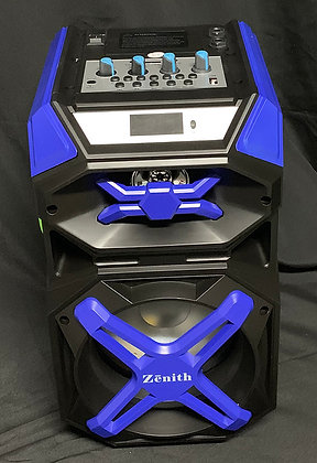Portable Karaoke Speaker System by Zenith