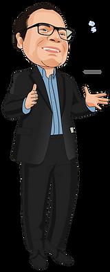 Prof Ken Double Hands Up No Shadow.png