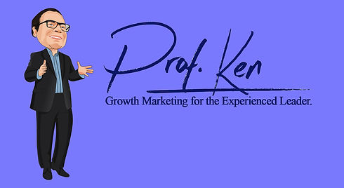 ProfKen Growth Marketing for the Experie
