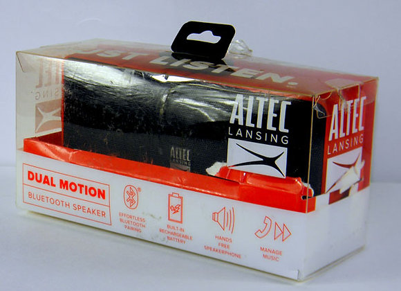 Altec Lansing Dual Motion