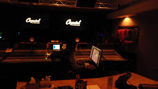 Parrish Recording out of Capital Recordi