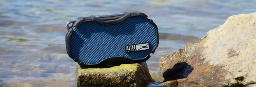 Altec Lansing Mini H2O and Baby Boom Speaker Sale