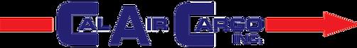 Cal Air Cargo Logo Redo red Blue.png