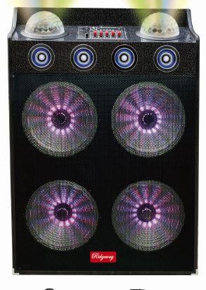 DJ Quad Speakers
