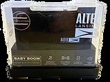 Altec Lansing Baby Boom Black Speaker