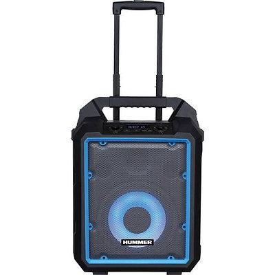 """1200 Watts PMPO 10"""" BT Speaker Battery LED"""