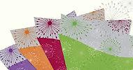 Printed Sleeves | Flora Pack