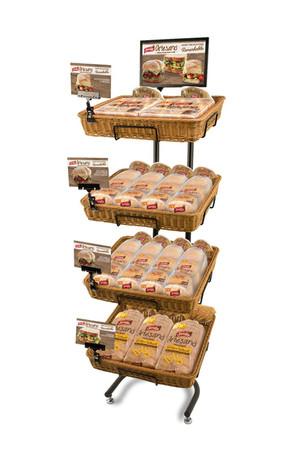 Artesano Basket Display