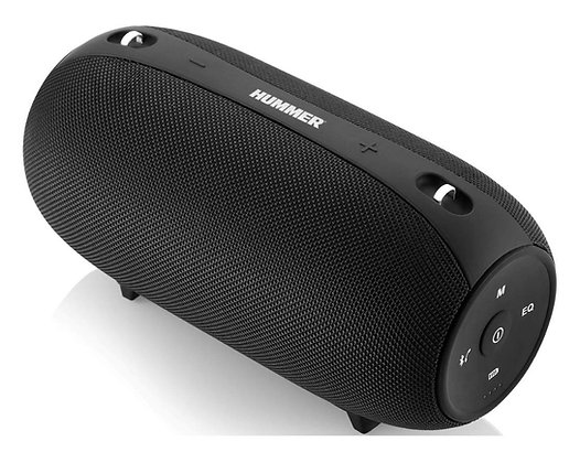 "Edison Professional - Dual 5"" Bluetooth Portable Speaker W/Strap (M700)"