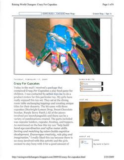 2009 Blog Content & Sites