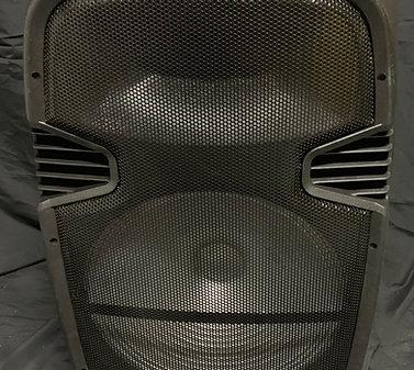 Portable PA Hi Power Speaker System by Zenith ZT-15GX