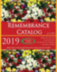 Heritage Flowers Remembrance Catalog Cov