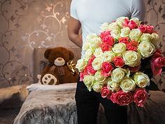 Flower Bouquet Man Holding.jpg