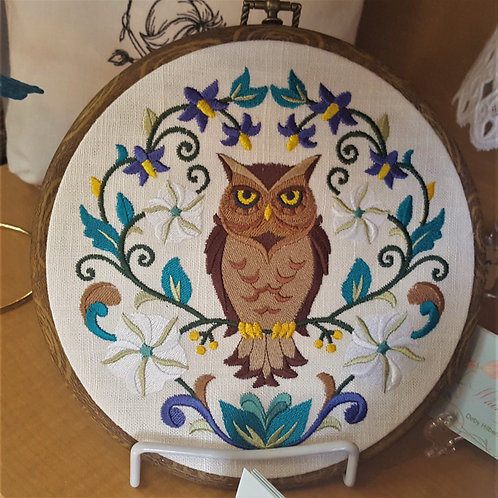 How Now Brown Owl