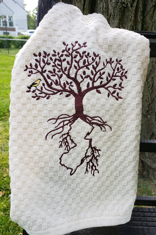 Jersey Roots Towel