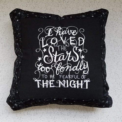 Love the Stars Pillow