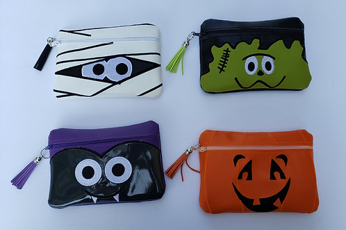 Halloween Zipper Pouch