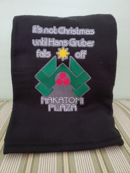 Nakatomi Plaza Blanket