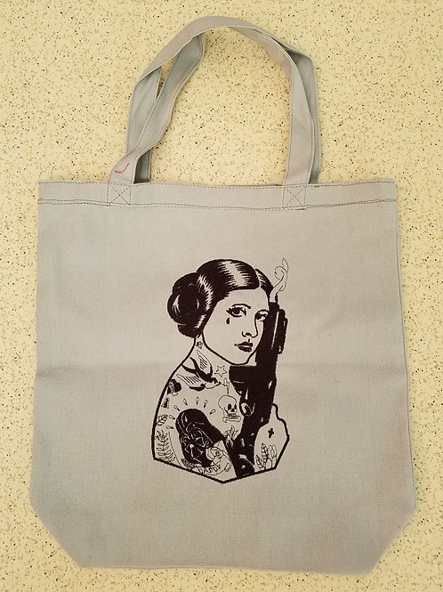 FORCEful Princess Totebag