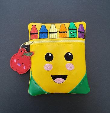 Crayon Box Pouch